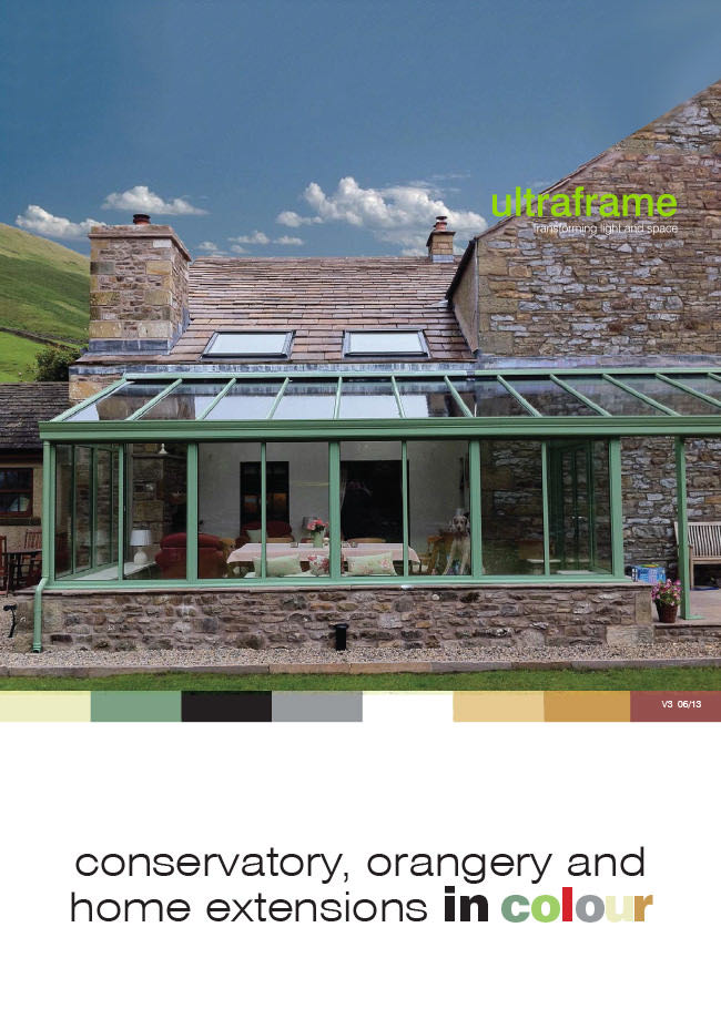 Ultraframe Colours Brochure