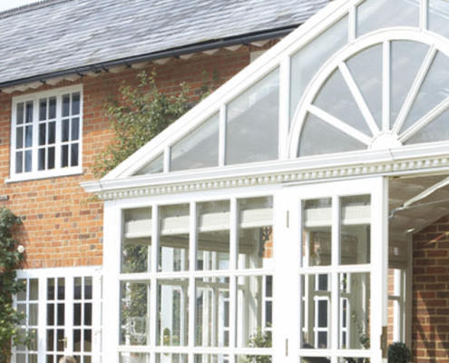 Gable End Conservatories Romsey