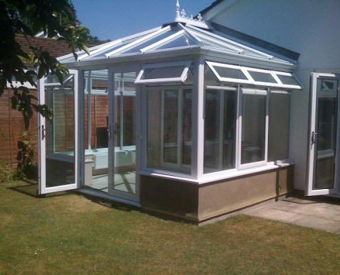 Edwardian Conservatory southampton