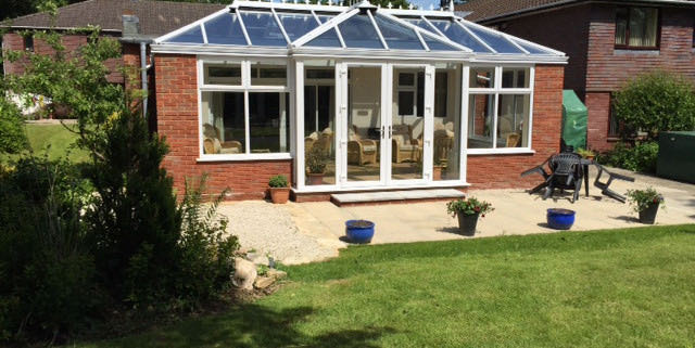 conservatory designs romsey