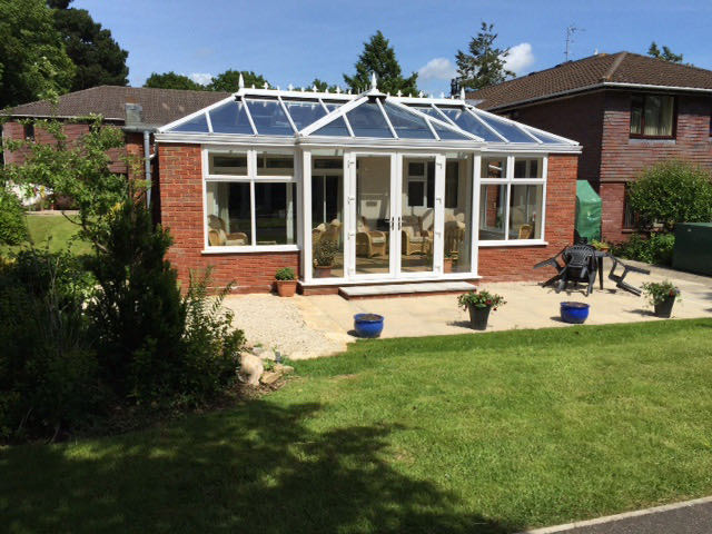 conservatory designs romsey