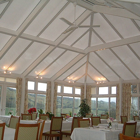 Large Span Conservatories