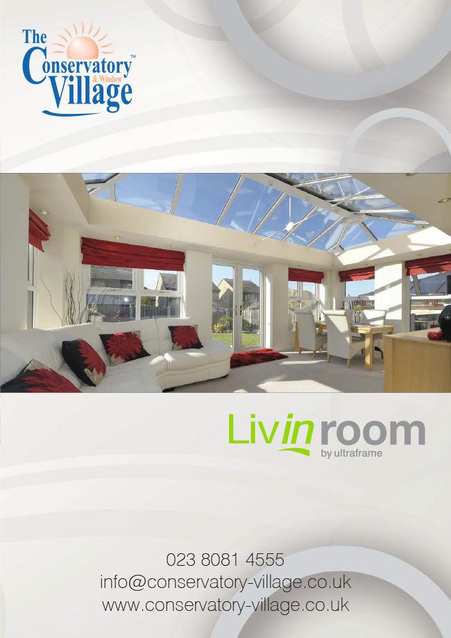 Livin Room Conservatory Brochure