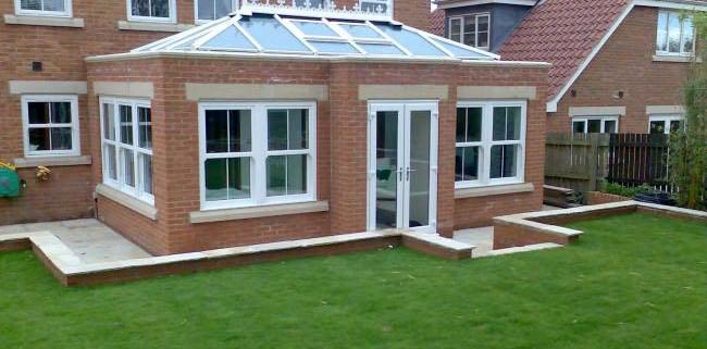luxury conservatories southampton