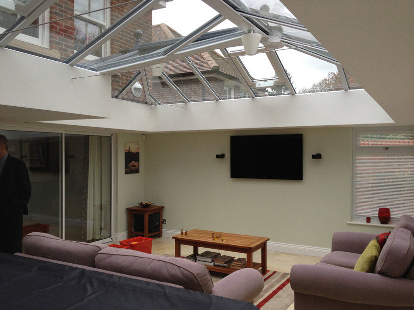 replacement conservatory roofs hampshire prices
