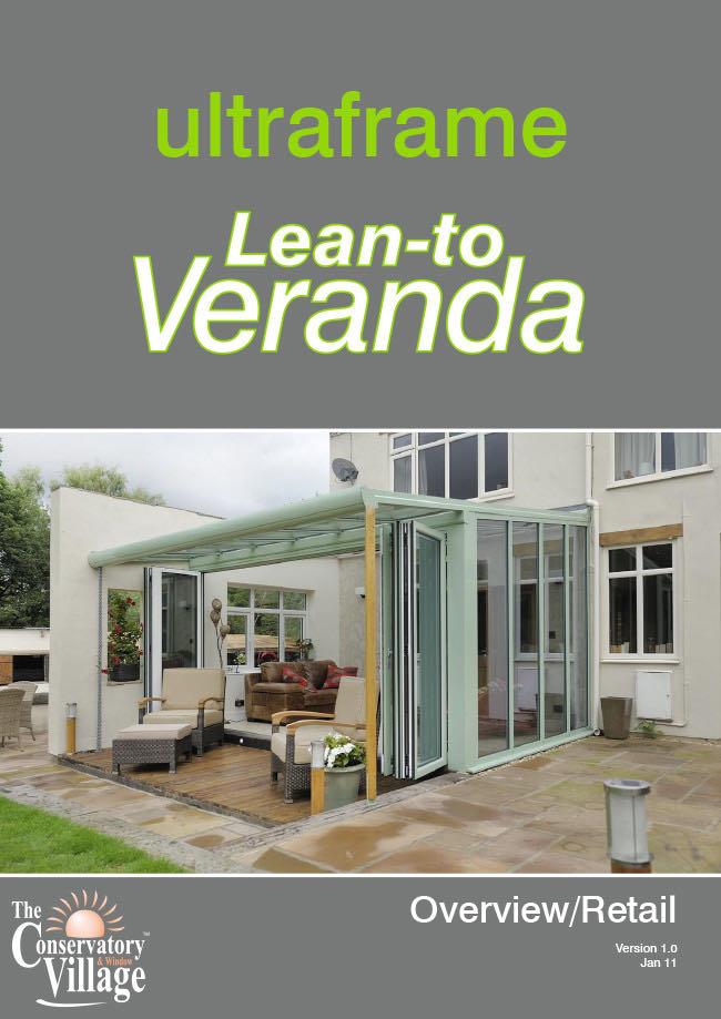 Ultraframe Veranda Brochure