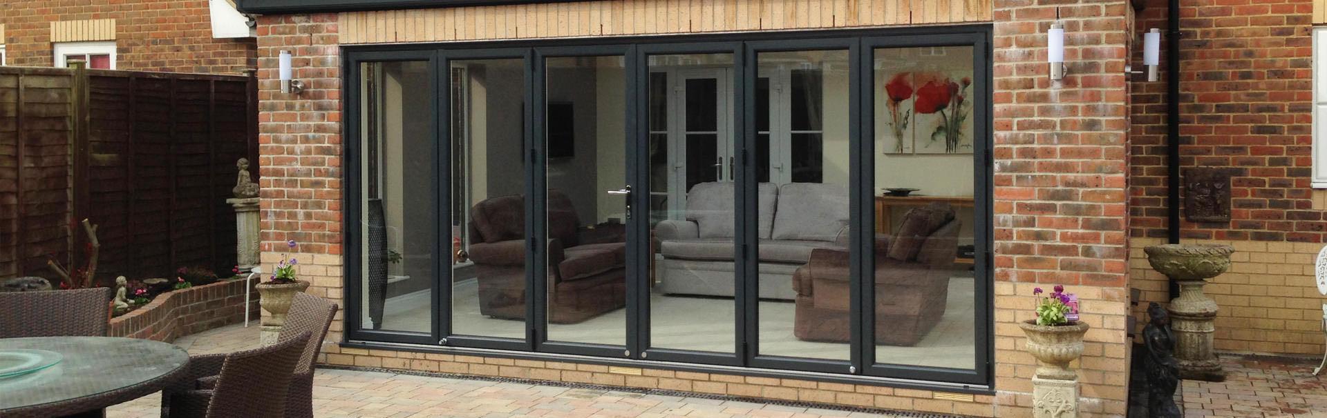 Bi Folding Doors Southampton Aluminium Bi Fold Doors