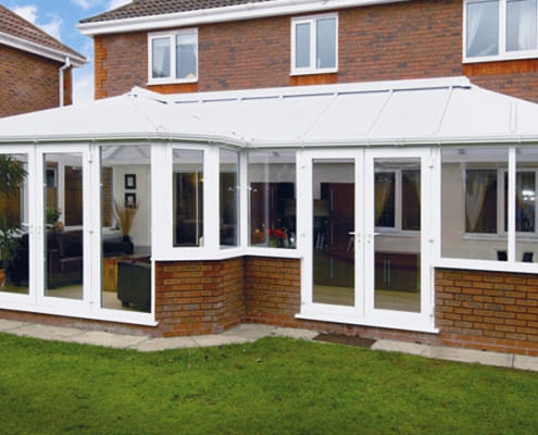 P-Shaped Conservatories southampton