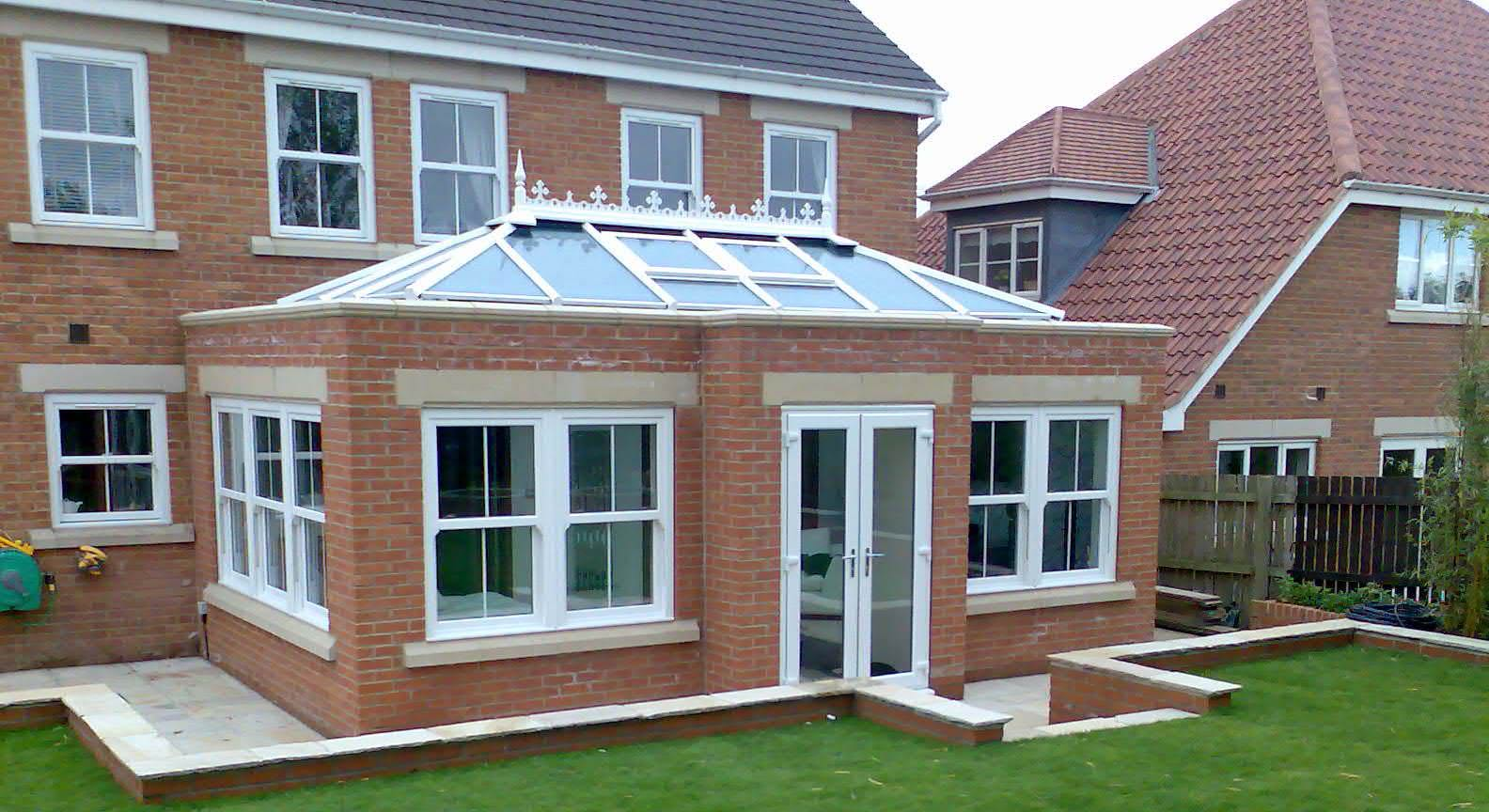 Orangeries are making a comeback orangery ideas for Orangery ideas uk