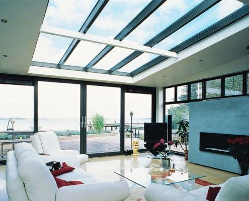 conservatory roofs Southampton