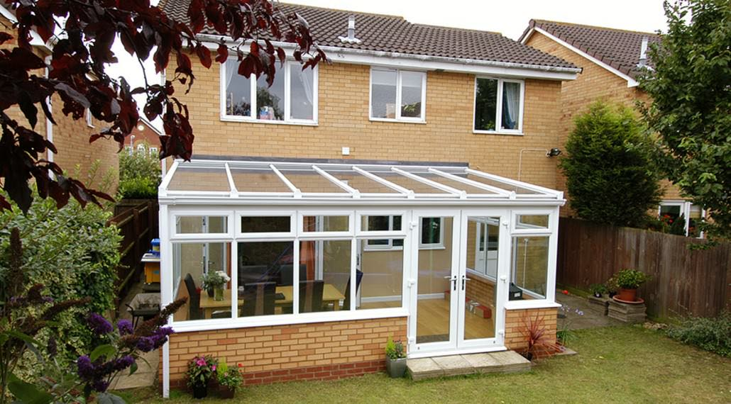 Lean to conservatories southampton hampshire for Adding a conservatory