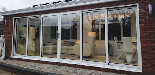 Patio doors southampton sliding patio doors hampshire for Conservatory sliding doors