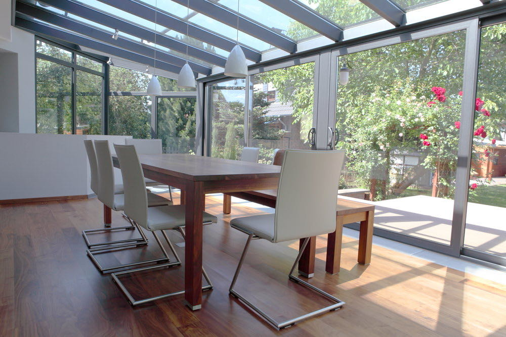 replacement conservatory roof cost Hampshire