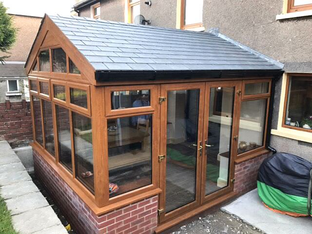 Tiled Conservatory Roofs Prices