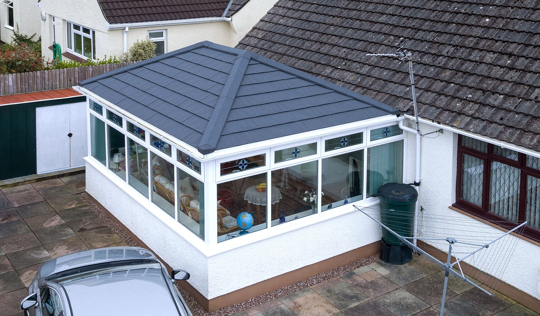 insulate your conservatory replacement roofs hampshire