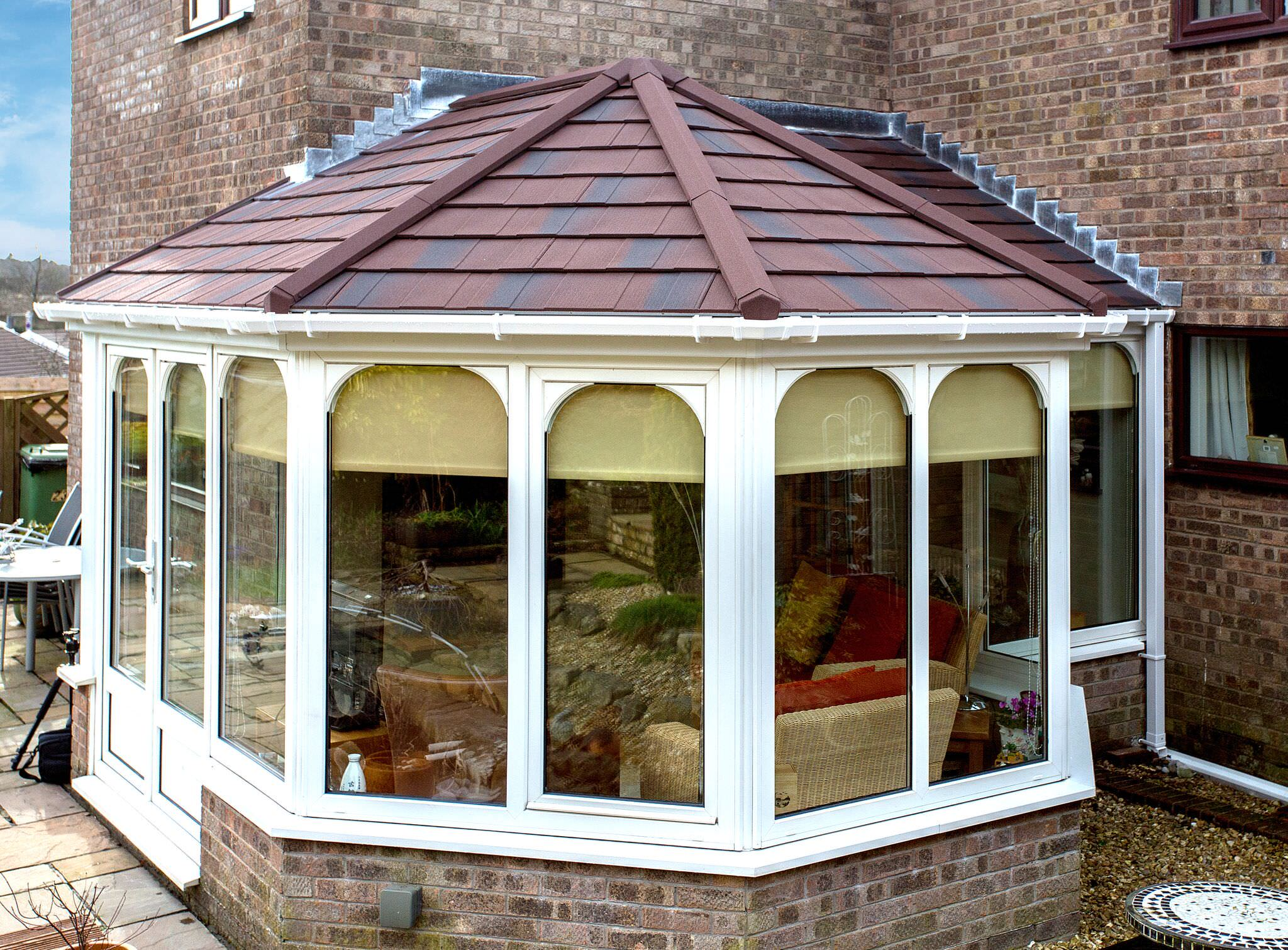 tiled conservatory roofs prices southampton hampshire