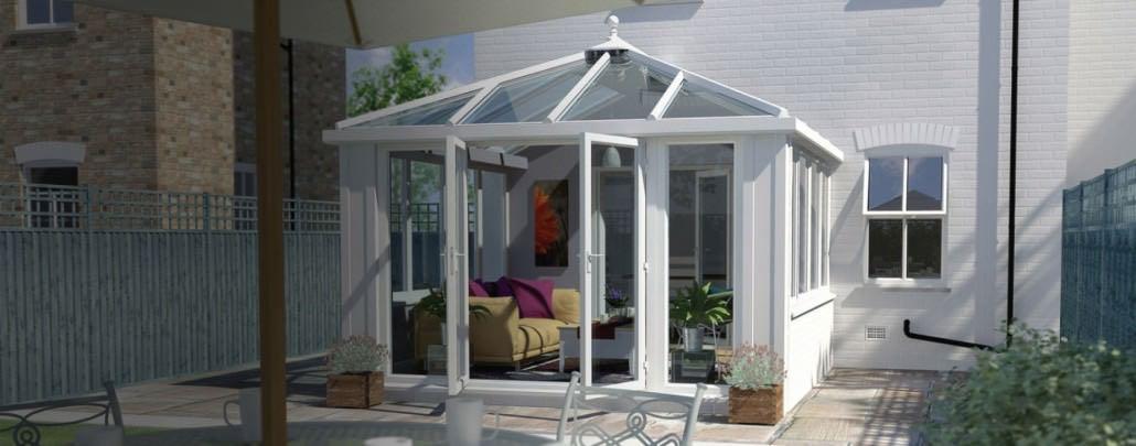 upvc conservatories conservatory village hampshire. Black Bedroom Furniture Sets. Home Design Ideas