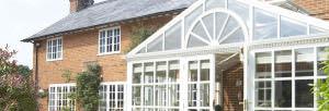 Traditional uPVC Conservatory Southampton