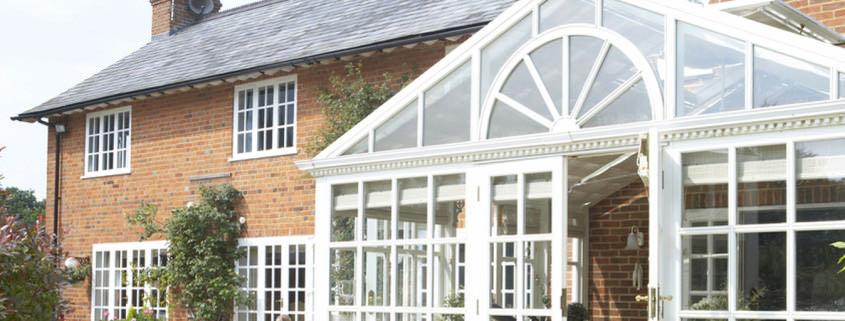 Edwardian Conservatory Poole