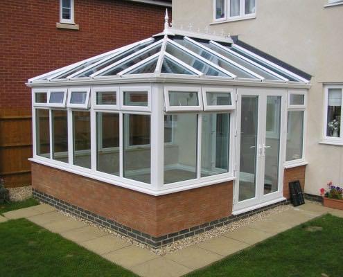 Edwardian Conservatory Roofs Southampton