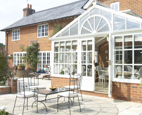 Gable End Conservatories Southampton