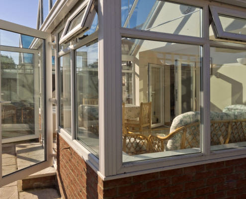 uPVC Gable Conservatories southampton
