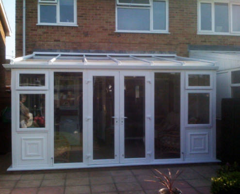 uPVC Lean To Conservatory Bournemouth