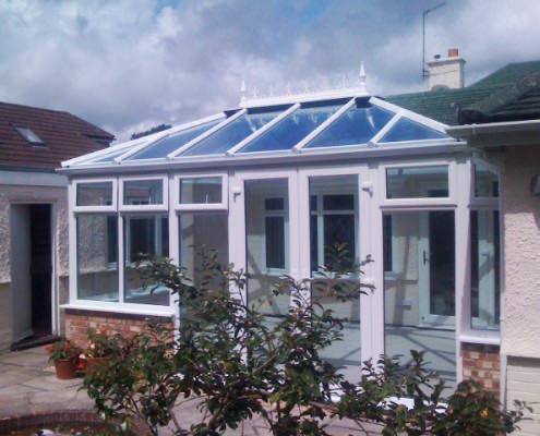 uPVC edwardian conservatory southampton