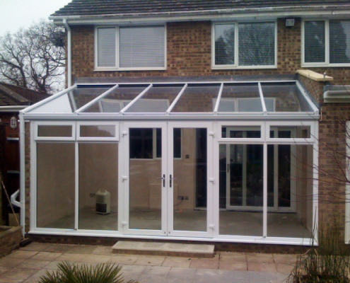 Lean To Conservatory Hampshire
