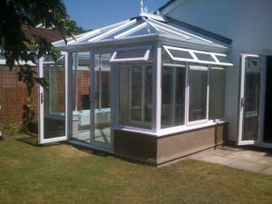 Edwardian uPVC Conservatories
