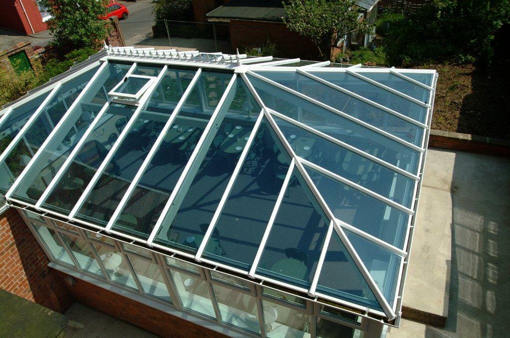 Large Span Conservatories Romsey Southamtpon
