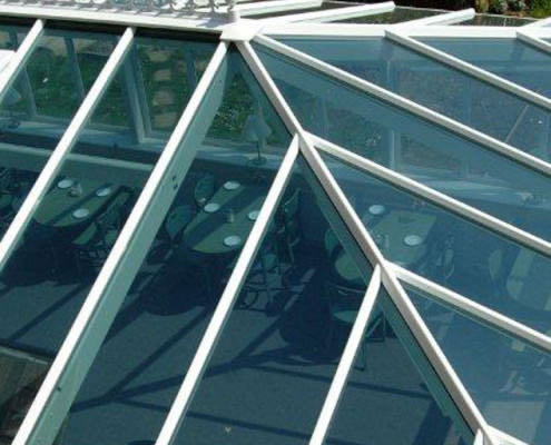 Large Span Conservatories Southampton