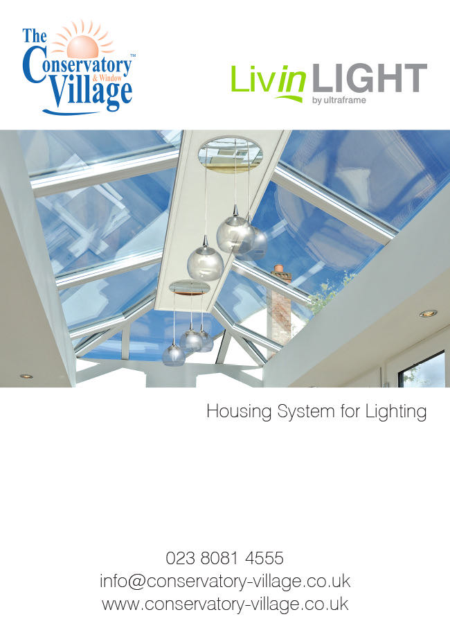 Livin Light Conservatory Brochure