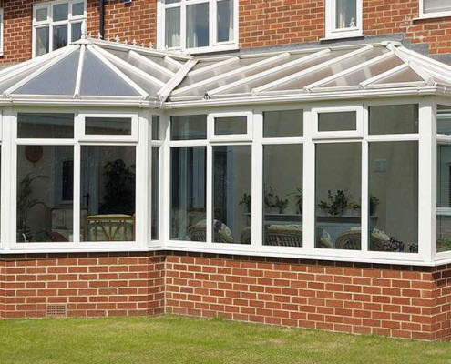 T-Shaped Conservatories Southampton