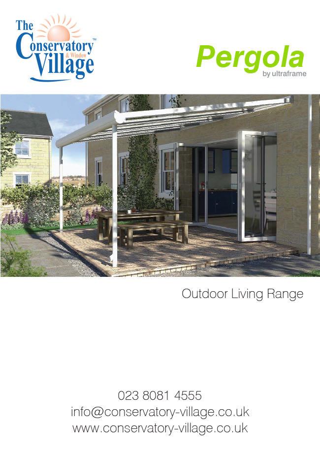 Ultraframe Pergola Brochure