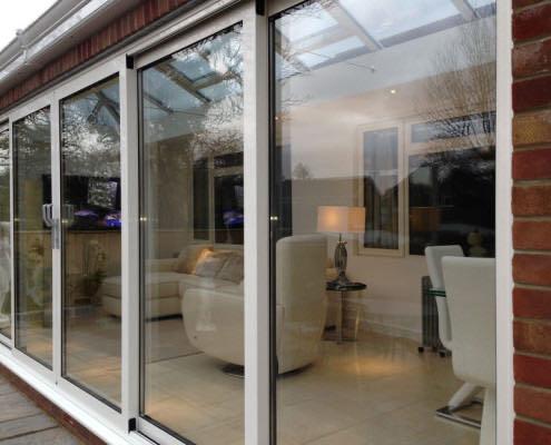 Double Glazed Sliding Doors Hampshire