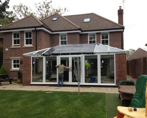 conservatory prices southampton