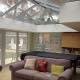 Glass Conservatory Roof Sandbanks