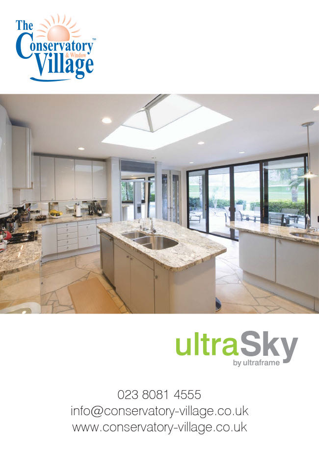 Ultrasky Roof Light brochure