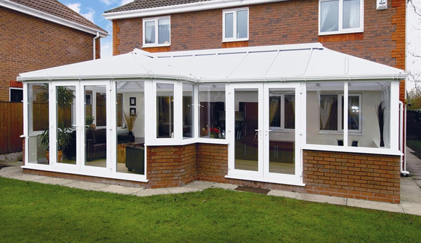 P Shaped Conservatories Southampton Hampshire