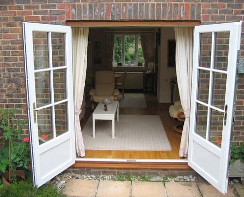 uPVC French Doors Sandbanks