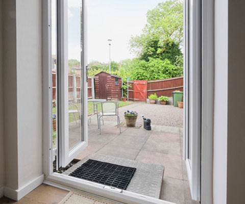 French Doors Romsey