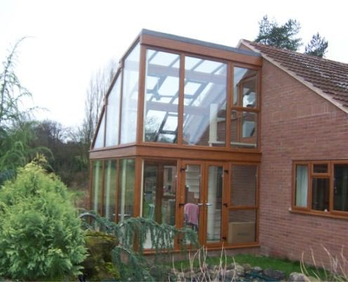Wood Conservatories Hampshire