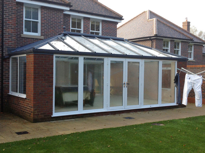 Livin Roof Conservatory Romsey