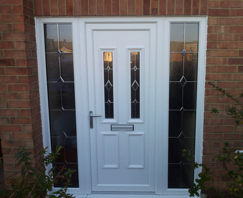Upvc Doors Southampton Hampshire Double Glazed Front