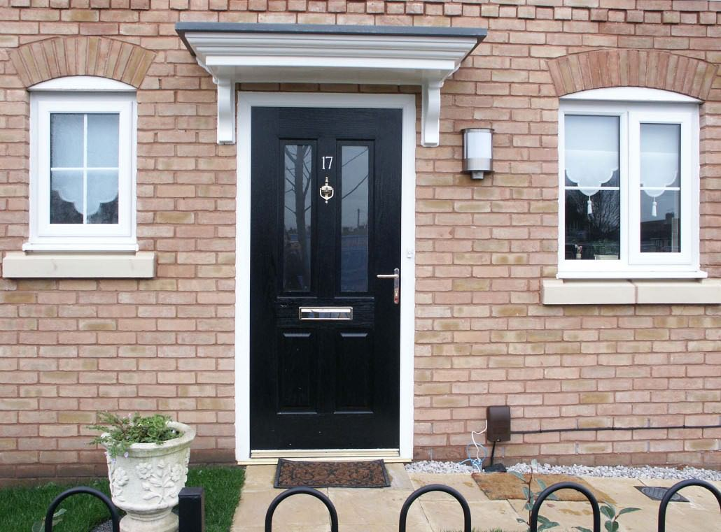 Composite doors southampton hampshire composite front doors for Composite windows