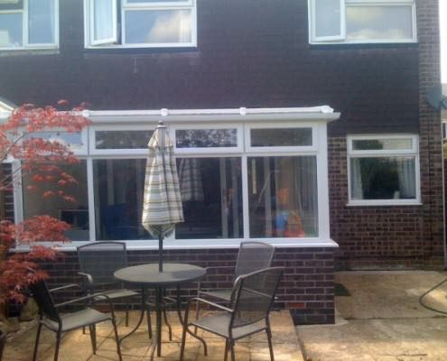 uPVC Lean To Hampshire