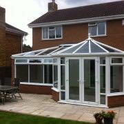 uPVC conservatories Romsey