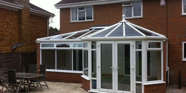 P-Shaped Conservatory Bournemouth