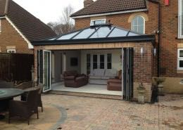 Conservatory Glass Extensions Romsey